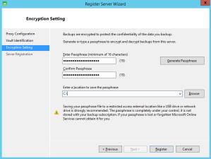 RegisterServerEncryption