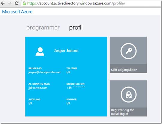 Azure AD Domain Services - Reset Password
